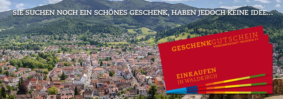 Waldkirch Gutschein